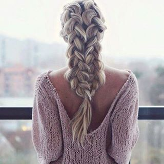 This braid is the most amazing thing I have ever seen