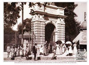 zoológico de buenos Aires 1914