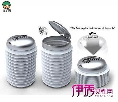 垃圾桶的设计_360图片