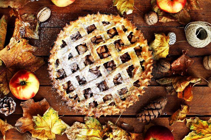 Wow! Almás-túrós rácsos pite