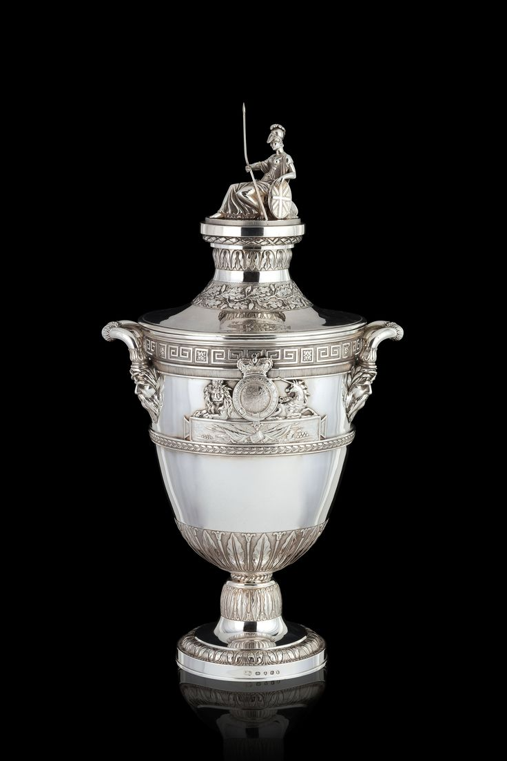 George III Silver Two Handled Cup, Paul Storr.