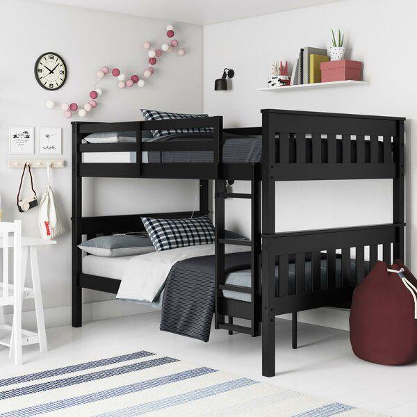Almedacheatham Full Over Full Bunk Bed In 2020 Bunk Beds Full