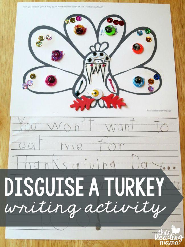 A Thanksgiving Skit