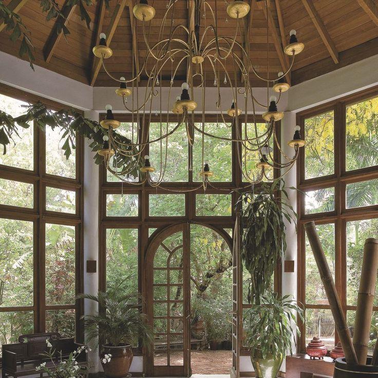 9 best Beautiful verandas images on Pinterest Extensions, Full sew - prix des verandas de maison
