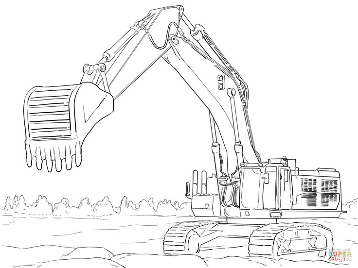 tractor coloring pages farmall b - photo#27