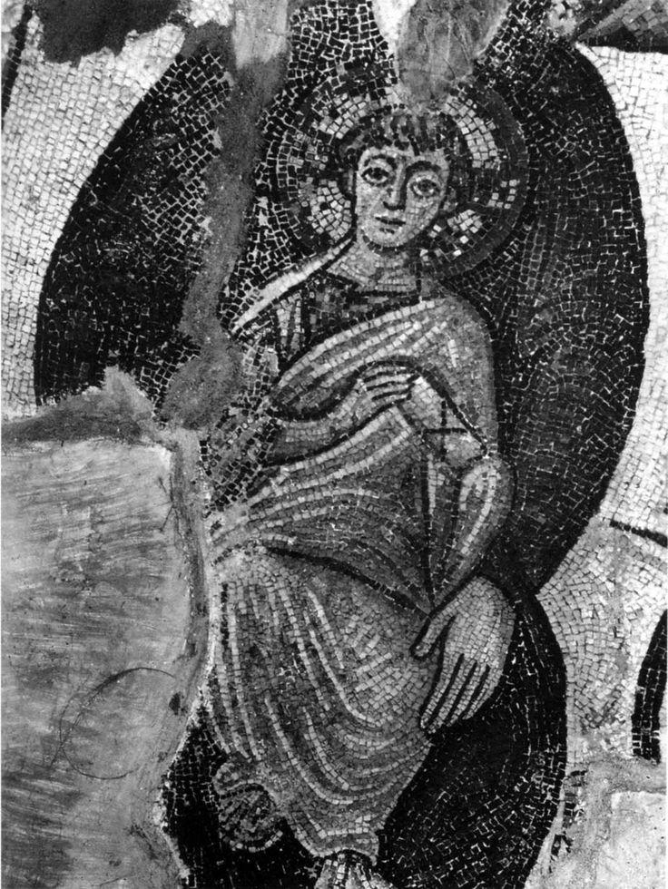 Chiesa di Panaghia Kanakaria, Cipro. Il mosaici del VI secolo, periodo giustineaneo