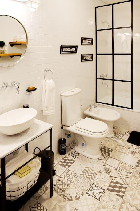 New Studio - Industrial design - San Telmo - Apartments for Rent in Buenos Aires, Ciudad Autónoma de Buenos Aires, Argentina