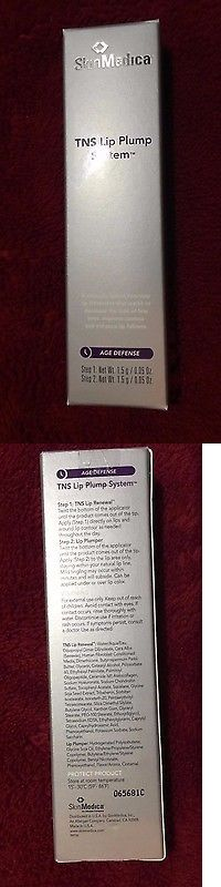 Lip Plumper: Tns Lip Plump System By Skin Medica For Unisex - 2 X 0.05 Oz Lip Treatment -> BUY IT NOW ONLY: $49.99 on eBay!