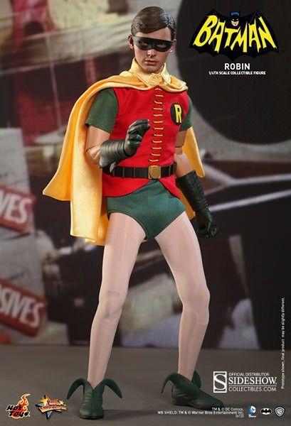 Batman (1966) Movie Masterpiece Action Figure 1/6 Robin 30 cm