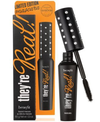 Benefit Cosmetics they're real! lengthening mascara - Limited Edition