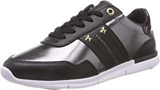 super popular 418d1 c4d89 Tommy Hilfiger Damen Tommy Essential Leather Sneaker #damen ...