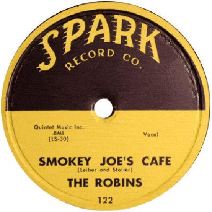 The Robins Smokey Joe's Cafe