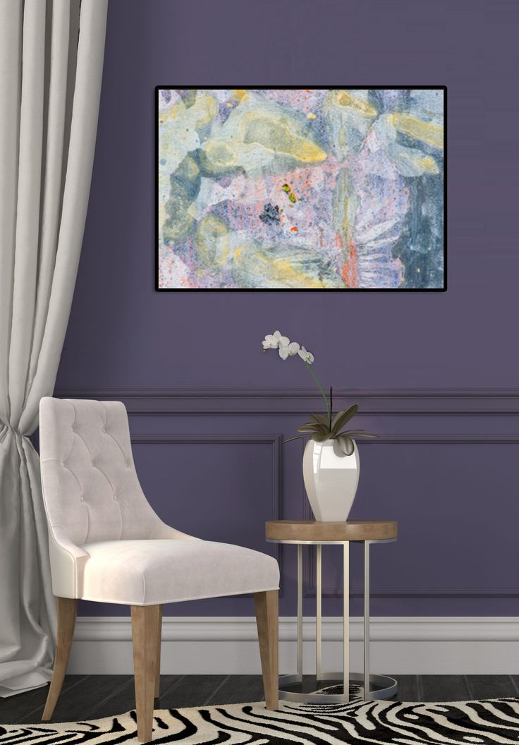 175 best Decorating with Abstract Art images