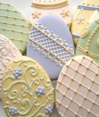 17 Best images about Easter Decorated Cookies And cake ...