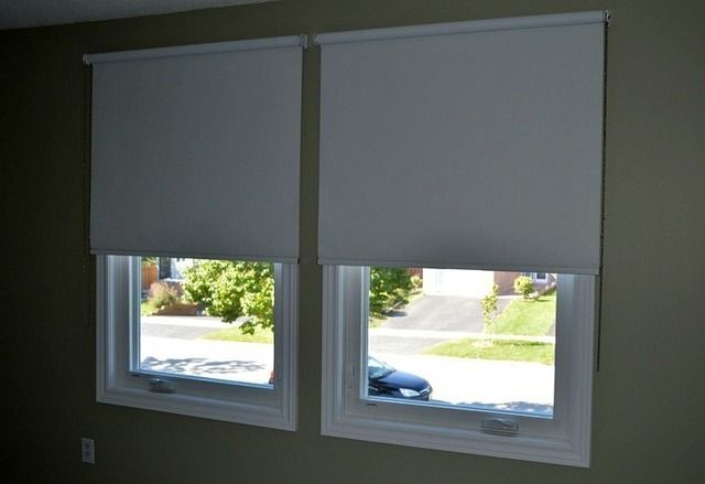 photo of Faux wood blinds, blackout roller shades, aluminum blinds from a Budget Blinds of South East Toronto review | HomeStars