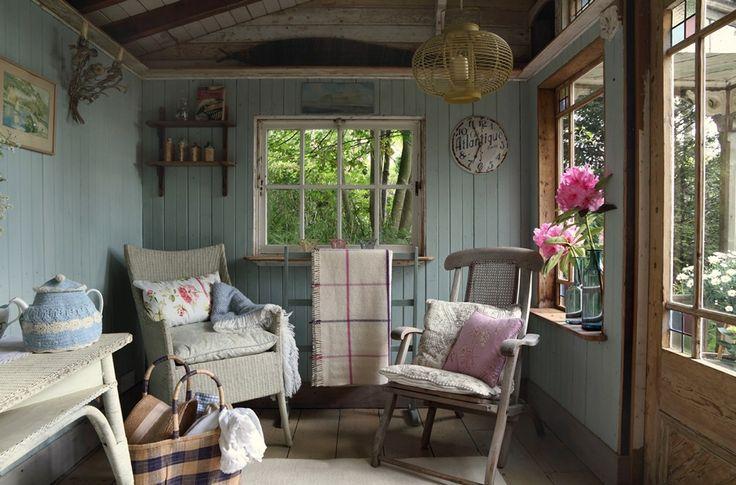 Home & Garden : Un refuge enchanté sur l'île de Wight