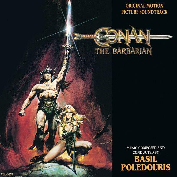Film Music Site (Nederlands) - Conan the Barbarian Soundtrack (Basil Poledouris) - Colosseum, Varèse Sarabande (1992)