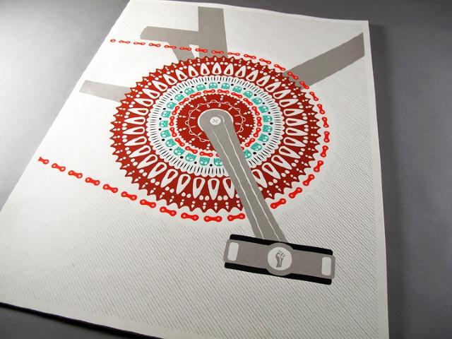 ARTCRANK El Día de los Muertos - Visual Notepad