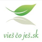 Logo Vieš čo ješ.sk