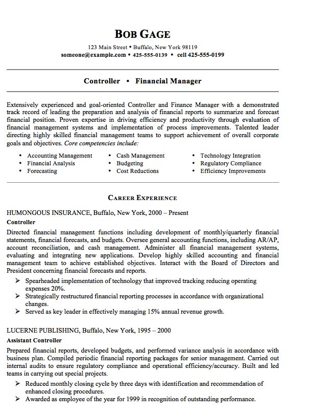 Finance Manager Cover Letter Finance Cover Letter Examples