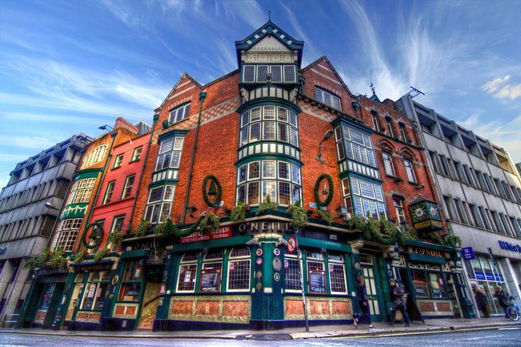 Where to find the best traditional irish food in dublin for Bar food dublin 2