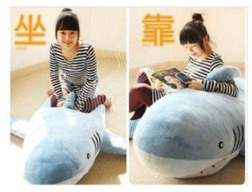 pl sch stofftier 67 39 39 riesen riesige kissen sofa nettes. Black Bedroom Furniture Sets. Home Design Ideas