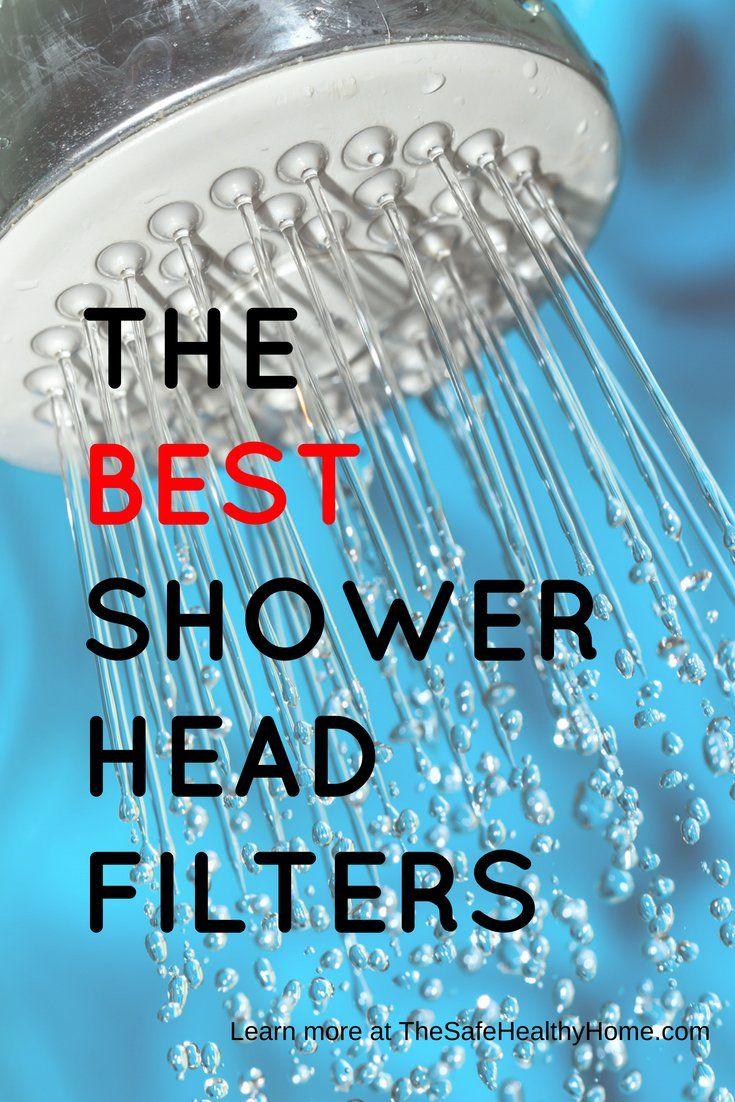 What S The Best Shower Head Filter Shower Head Water Filter