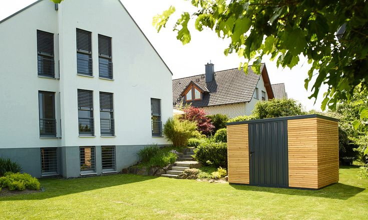 91 best images about carport einhausungen - Alternative gartenhaus ...