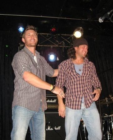Jensen Ackles & Christian Kane   My Favorite Things ...