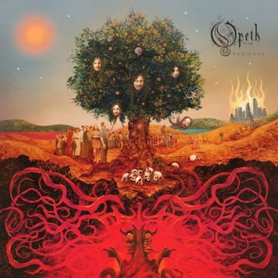 Opeth's new album