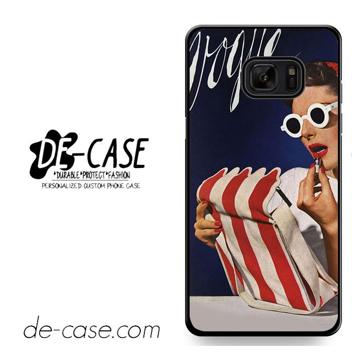 Vogue Magazine DEAL-11755 Samsung Phonecase Cover For Samsung Galaxy Note 7