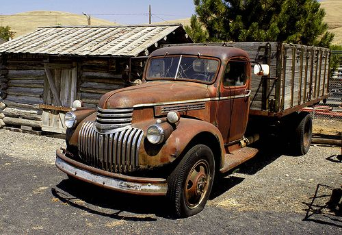 Retired Chevrolet