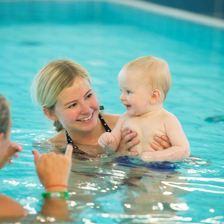 Aquarama Bad - svømme- og badeanlegg på Bystranda i Kristiansand / Aquarama