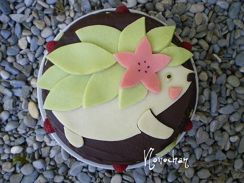 Reese wants a Shaymin cake for her birthday. I'm going to try to make that happen.