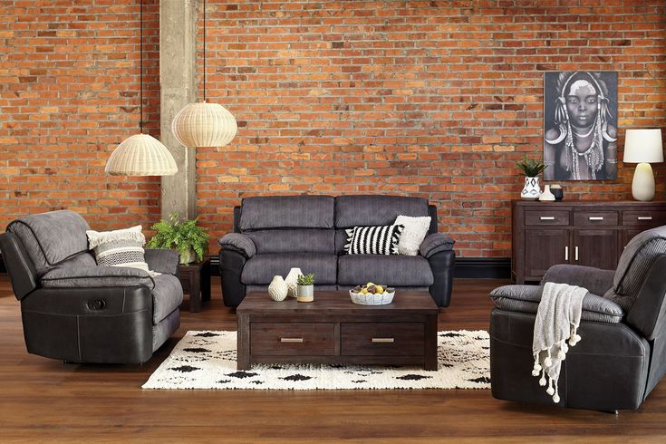 Experience comfort like no other with the Lachlan 3 Piece Fabric Lounge Suite by Vivin. This lounge suite has ample cushioning and generous deep seating for optimum comfort and relaxation.