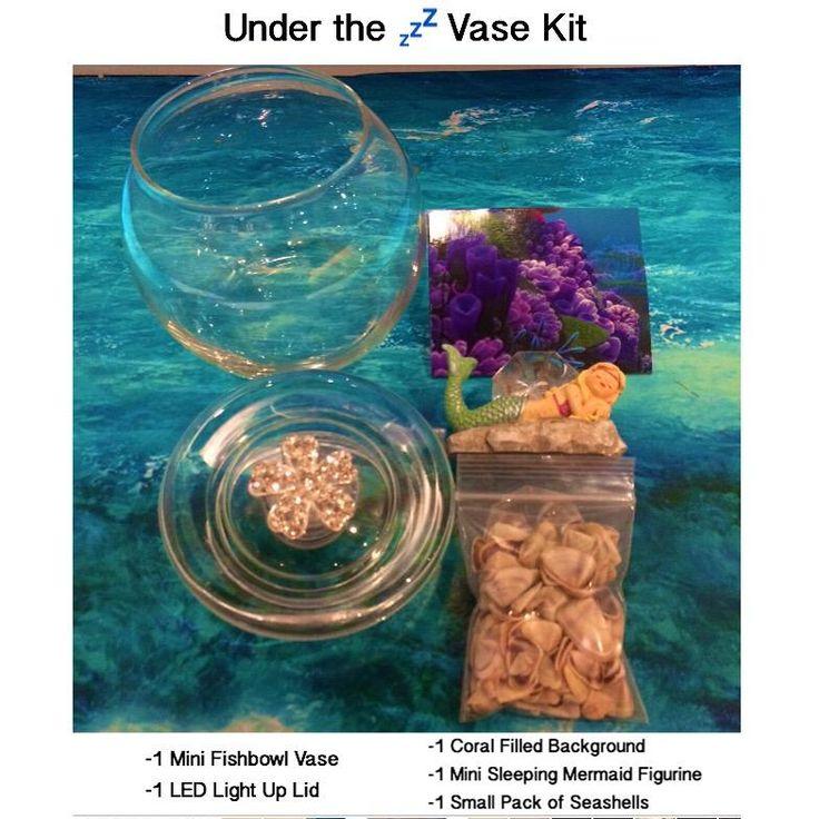 Under the Zzz Vase Kit