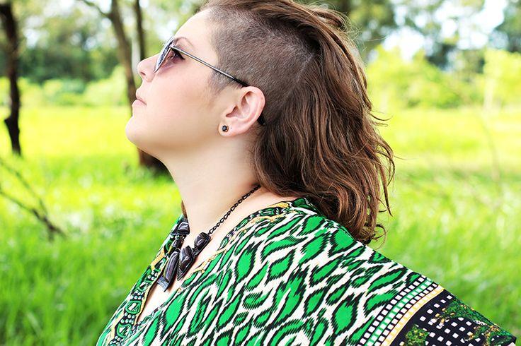 sidecut hair