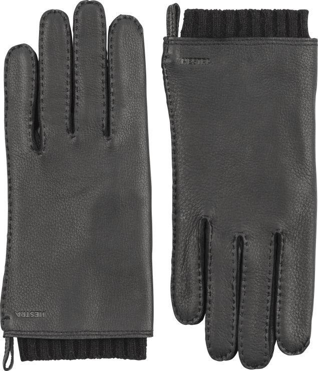 Tony - 100 (Svart) - Collection - Hestra Dress Gloves