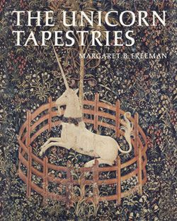 """""""The Metropolitan Museum of Art - The Unicorn Tapestries"""" On permanent exhibition at The Cloisters, in New York, seven late Gothic tapestries portray the Hunt of the Unicorn. Read this out of print Met publication online or download the PDF in our publishing portal """"MetPublications."""" #Cloisters"""