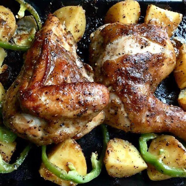 Resepi Ayam Bakar Ala Ala Kenny Rogers Bahan Bahan 1 Ekor Ayam Belah 4 8 Ulas Bawang Putih Kisar 2 Biji Bawan Ayam Panggang Ayam Panggang