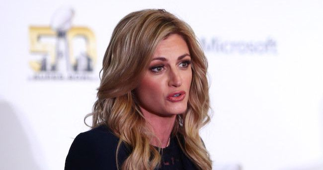 Erin Andrews' $75 million lawsuit against stalker Michael David Barrett and the Nashville Marriott is ongoing this week, and testimony from both Andrews and her mother on one aspect of Andrews' testimony was of particular interest. She expressed that ESPN wanted her to do a sit-down interview before she went back on air to clear up any notion that the nude video was done as a publicity stunt. Erin Andrews testified ESPN wouldn't let her back on air until she did a sit-do interview.