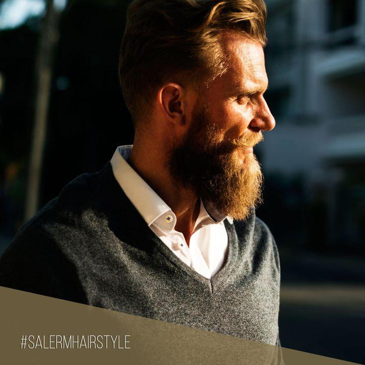 Una barba bonita no se consigue sola 😉 Si te dejas barba, hazlo bien para que te crezca fuerte, tupida y suave con nuestros consejos 💪 #SalermCosmetics #SalermHairstyle #hipster #peluqueriamasculina #barbas #barberlove #peluqueria #malegrooming