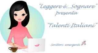 """""""Leggere è... Sognare"""": Talenti Italiani # 26 Tania Paxia . Il 25 Novembre..."""