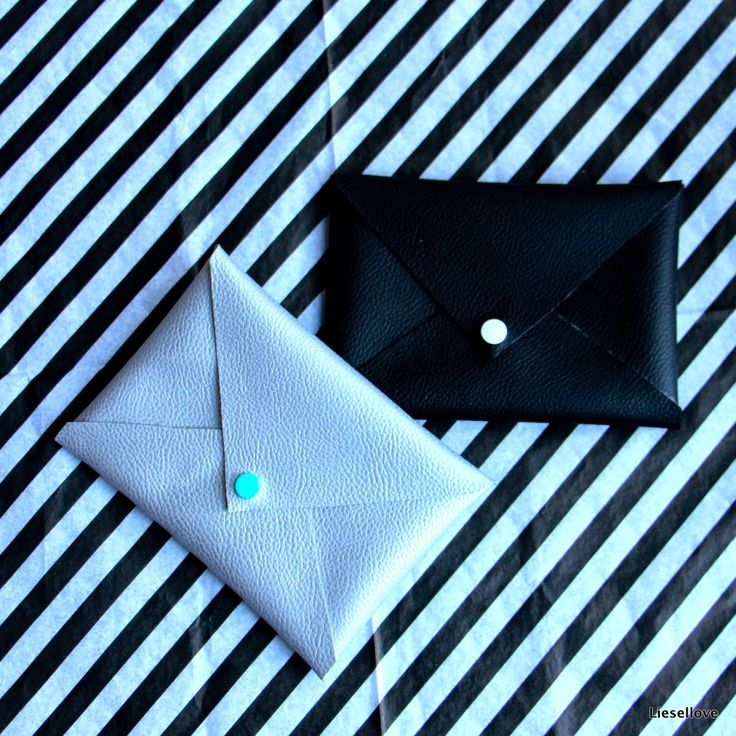Liesellove...: DIY: leren tasje zonder naaimachine + een cadeautje!!!
