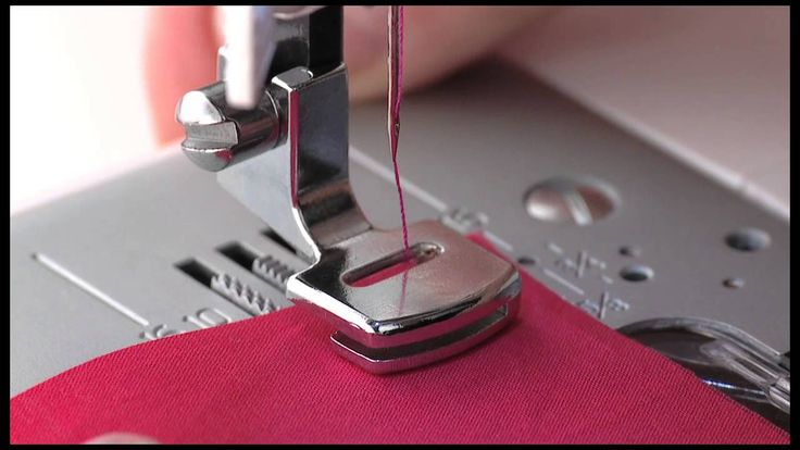 Use the SINGER® gathering foot to form gathers in fabric, either a single fabric or to a second flat fabric simultaneously