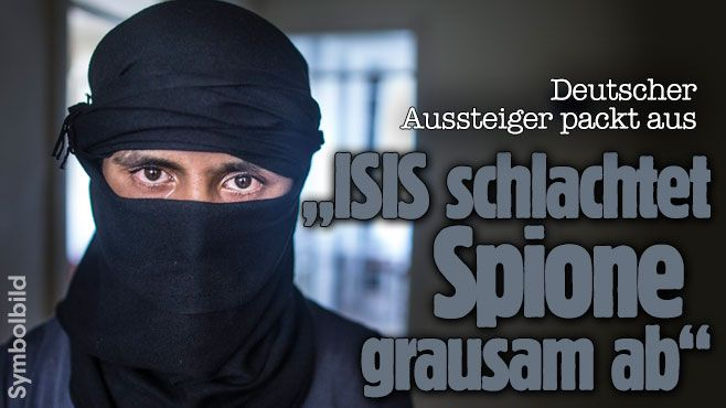 http://www.bild.de/politik/inland/isis/aussteiger-packt-aus-41828270.bild.html GER lets ISIS supporters in GER, while at the same time kicked out very integrated ones such as that in front Dr. Merkel crying pupil in Rostock, GER must shame!!!