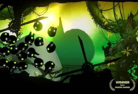 BADLAND - un joc premiat de Apple si disponibil la oferta