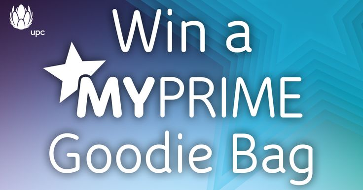 Win a smartphone, dinner and more from MyPrime and UPC!