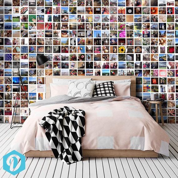 PERSONALIZED PHOTO COLLAGE Tired of hardly ever seeing your photos as they are hidden away on your hard drive? Turn your photos into an amzing wallpaper