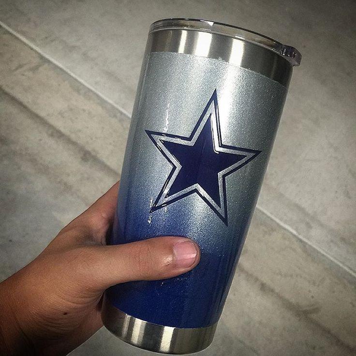 25 Unique Dallas Cowboys Yeti Cup Ideas On Pinterest